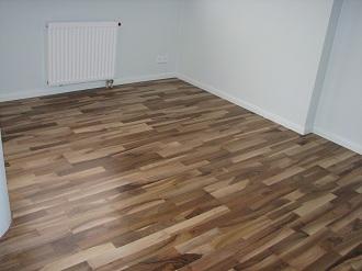 montaż podłogi - realizacja Melagu